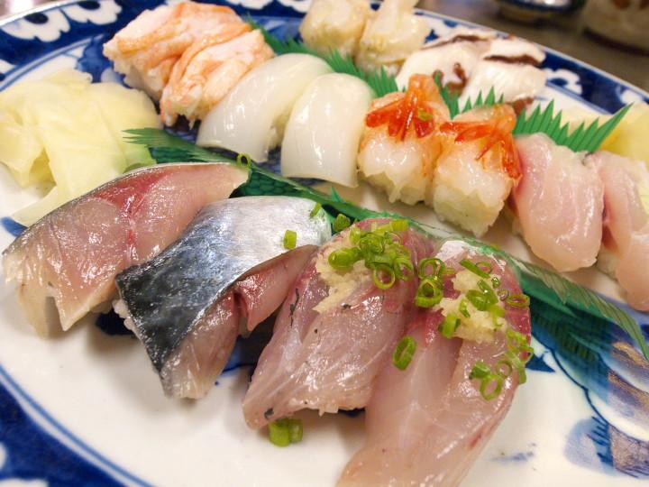 美喜ずし(石川県輪島市)の料理の写真とか