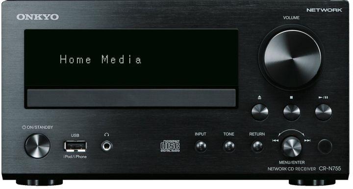 [コンポ] CR-N755 ネットワークCDレシーバー(オンキヨー)