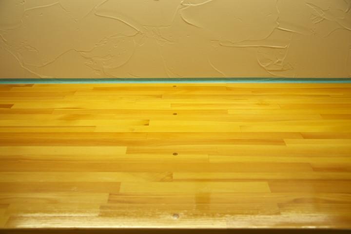 [リボス クノス] キッチン周りの再塗装