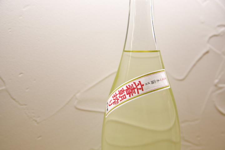 [日本酒] 信濃錦 純米吟醸生原酒 立春朝搾り 2013(宮島酒店)