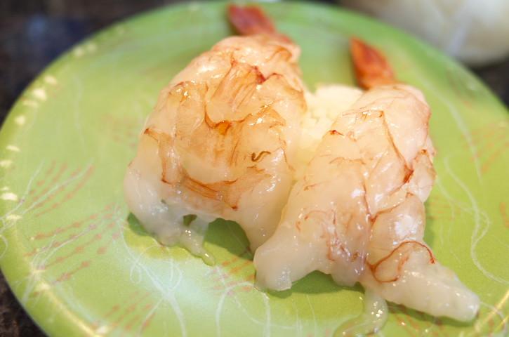 回転寿司 海(伊那市)の料理の写真とか