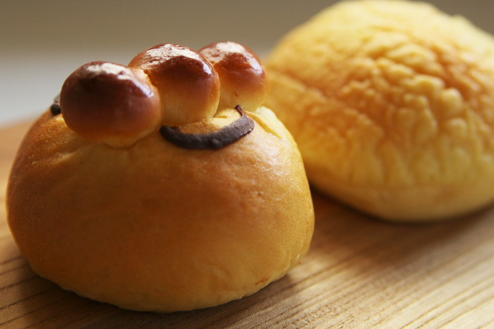 山小屋のパン屋さん ベルグ(南箕輪村)の料理の写真とか
