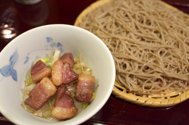 そば・甘味処 壱刻(いっこく)(伊那市高遠町)の料理の写真とか
