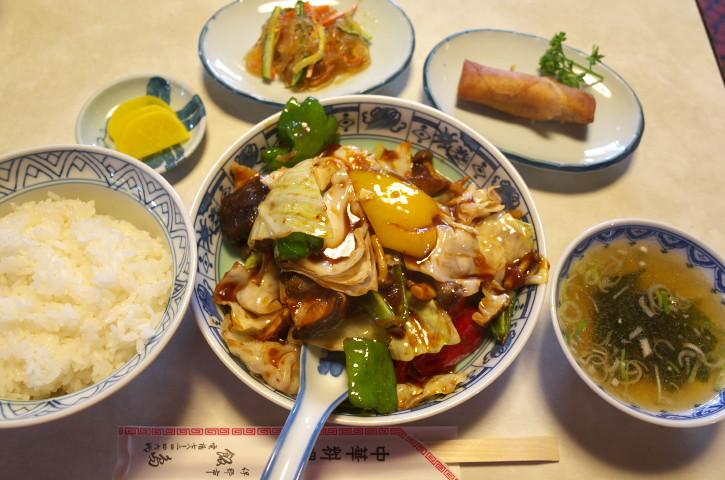 中華料理 飯島(飯島食堂)(伊那市)の料理の写真とか