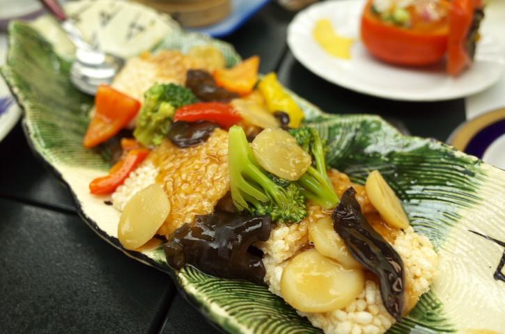 四季亭 もりた(伊那市高遠町)の料理の写真とか