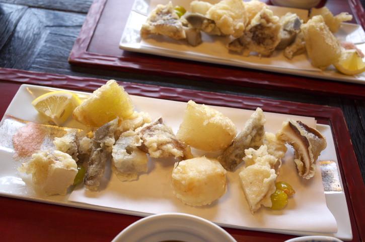 日々茶寮 連(にちにちさりょうれん)(伊那市高遠町)の料理の写真とか