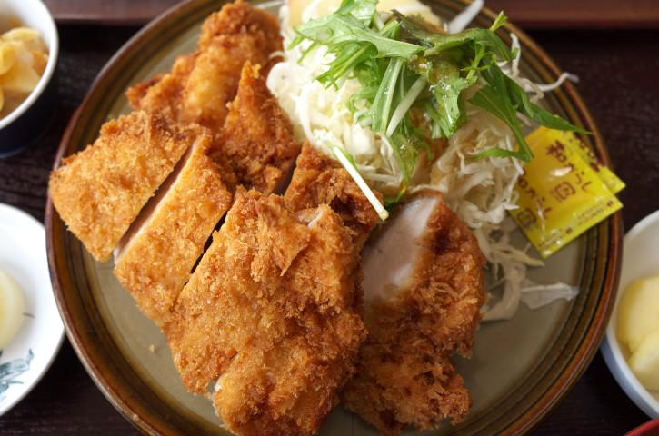 高橋食堂 平田店(松本市)の料理の写真とか