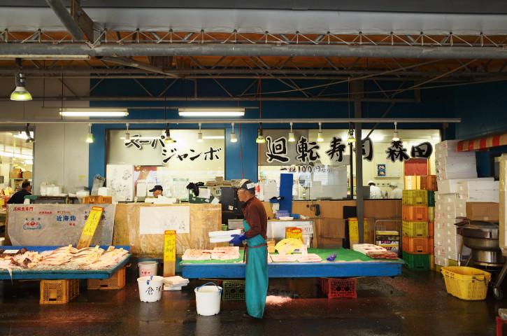 株式会社森田水産 回転寿司 那珂湊本店(茨城県ひたちなか市)の料理の写真とか