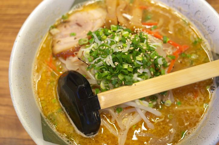 らーめん みそ丸(上田市)の料理の写真とか