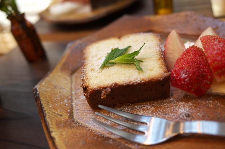 Cafe たね(伊那市)の料理の写真とか