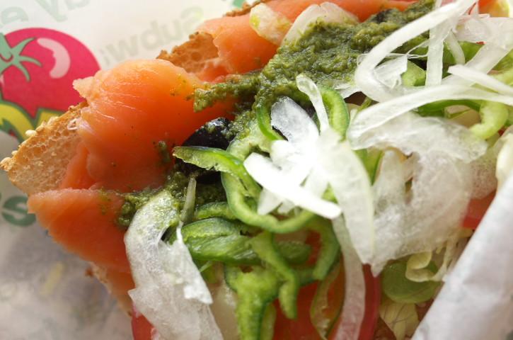 サブウェイ ルート153南箕輪店(南箕輪村)の料理の写真とか