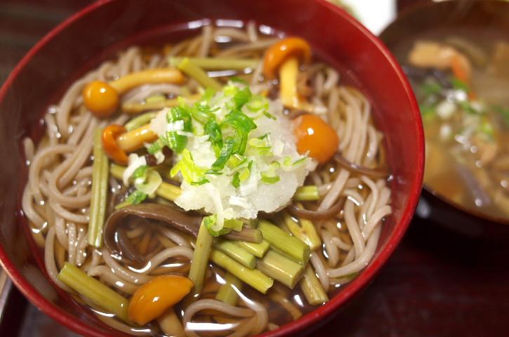 そば処 七面亭(伊那市高遠町)の料理の写真とか