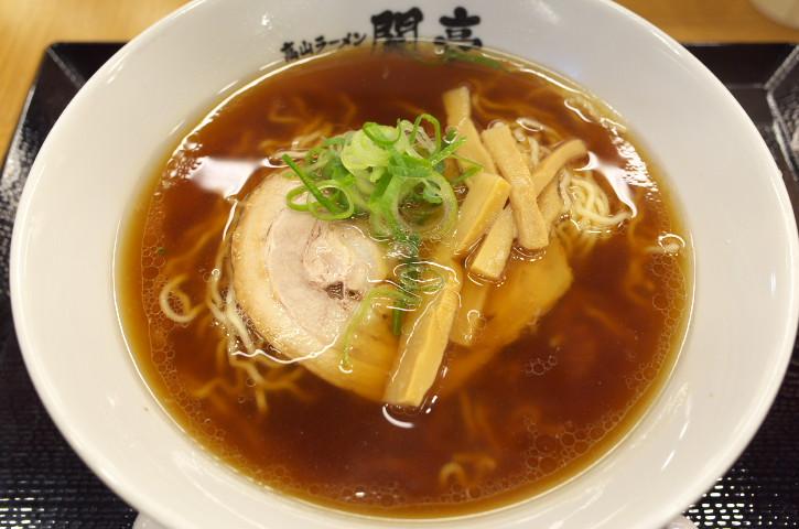 高山ラーメン 関亭(岐阜県関市)の料理の写真とか