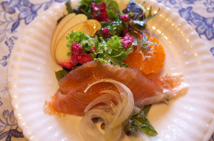 カナディアンファーム(諏訪郡原村)の料理の写真とか