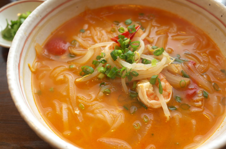 Asian Cafe lotuSmile(アジアンカフェ ロータスマイル)(南箕輪村)の料理の写真とか