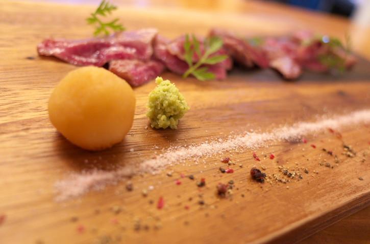 創作バル FLATT.(フラット)(伊那市)の料理の写真とか