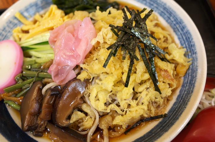 そば処 のざわ(茨城県笠間市)の料理の写真とか
