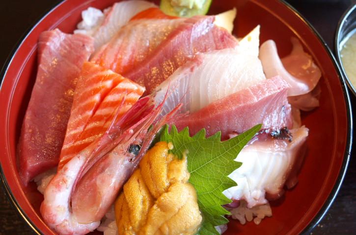 海鮮食堂 めしや(伊那市)の料理の写真とか