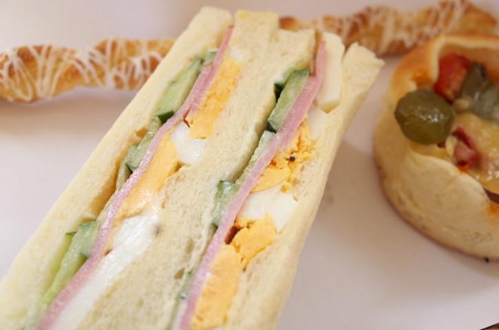 パンの店 ニコテイル(南箕輪村)の料理の写真とか