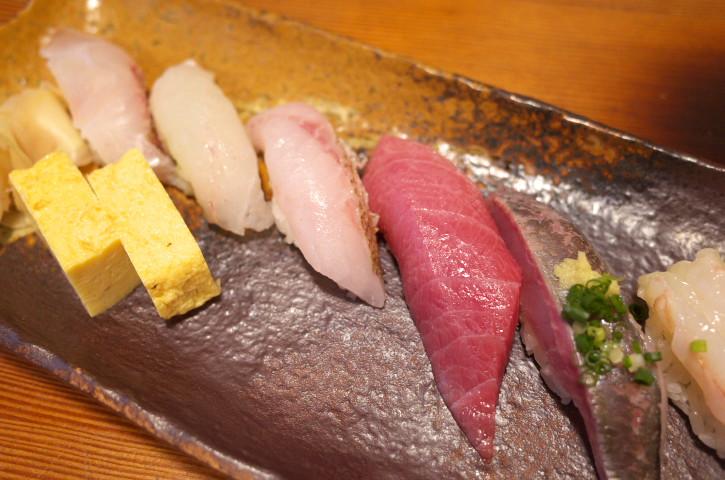 木の芽鮨(茨城県那珂市)の料理の写真とか