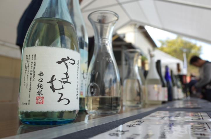 仙醸(伊那市高遠町;第8回 仙醸 蔵まつり)の料理の写真とか