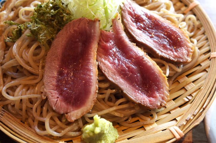 麺づくり 蒼空(あおぞら)(南箕輪村)の料理の写真とか