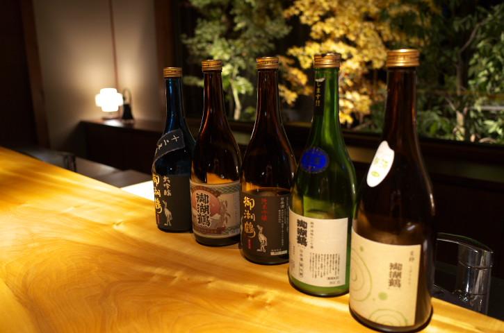和食 から木(茅野市)の料理の写真とか