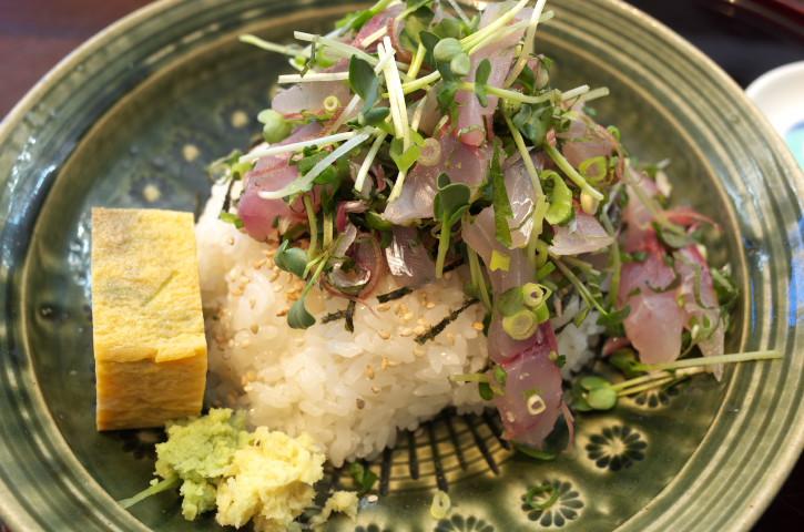 えんやどっと丸(茨城県東茨城郡大洗町)の料理の写真とか