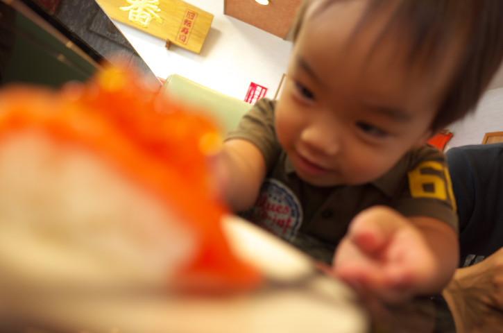 回転寿司 壱番(茨城県ひたちなか市)の料理の写真とか