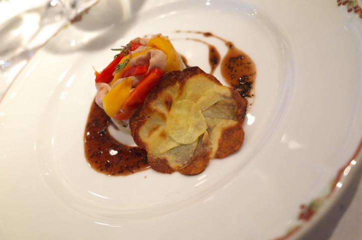 オーベルジュエスポワール(茅野市)の料理の写真とか