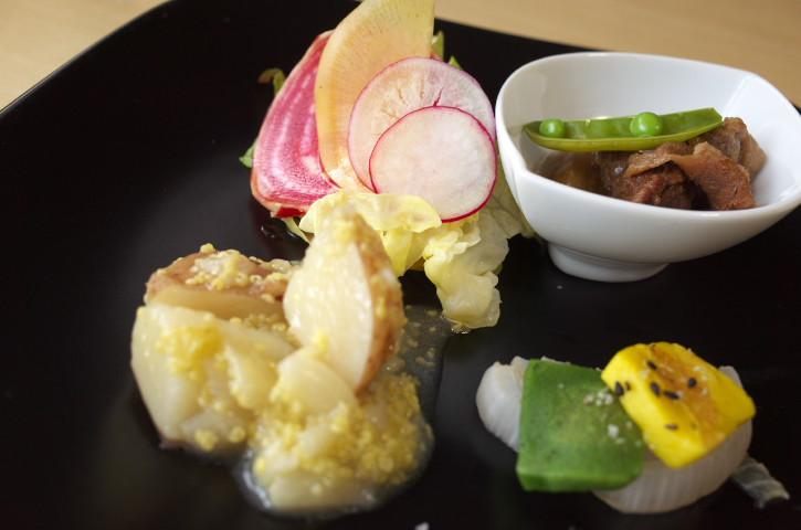 藤十郎茶や(ととろーちゃや)(南箕輪村)の料理の写真とか