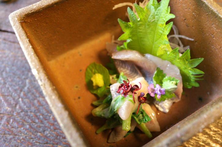 旅舎右馬允(うまのじょう)(下伊那郡大鹿村)の料理の写真とか