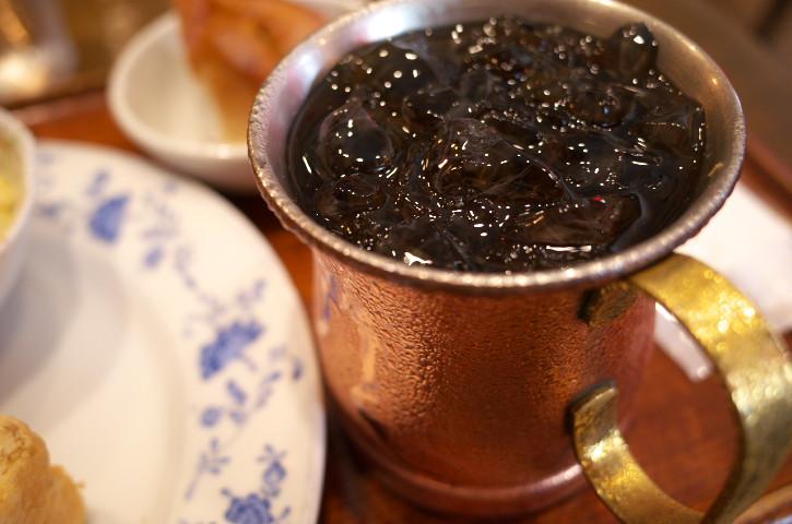 喫茶デルフリ村(東京都中央区)の料理の写真とか
