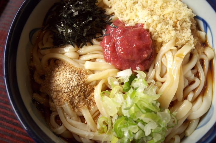 うどん処 武しろ(木曽郡上松町)の料理の写真とか