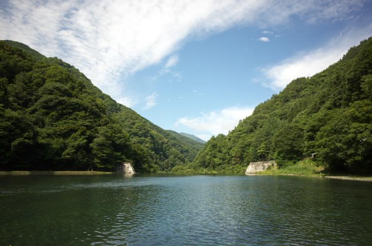 黒川(伊那市長谷)