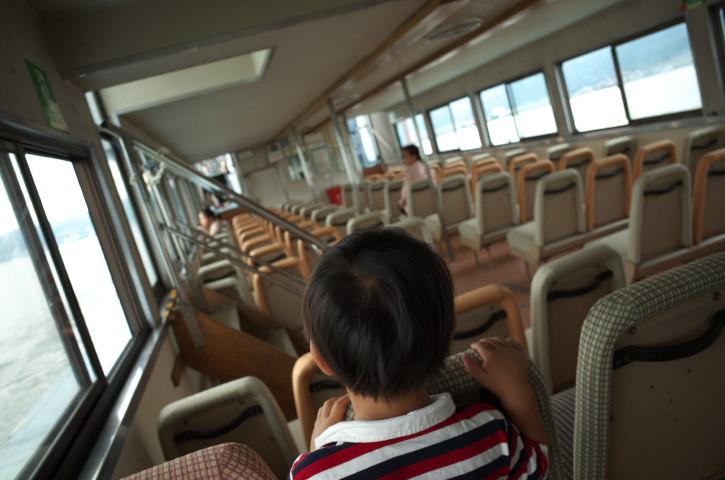 諏訪湖観光汽船 すわん(諏訪市)