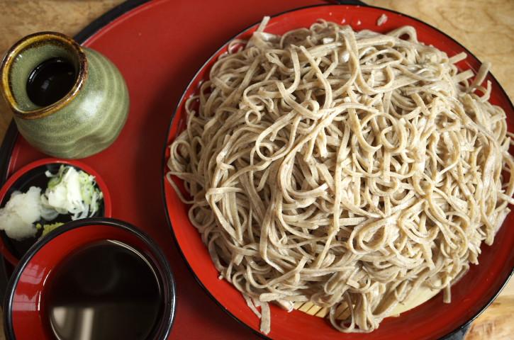 そば処 白山(松本市)の料理の写真とか