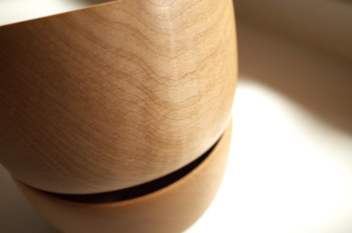 木のお椀(木まぐれ)