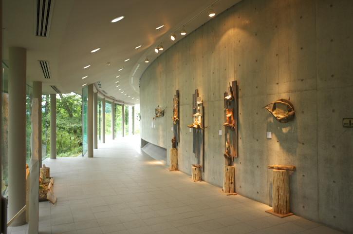伊那谷12人の作家展(信州高遠美術館)