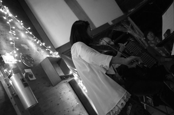 ハルヒポタリースタジオ コンサート 情熱のタンゴ