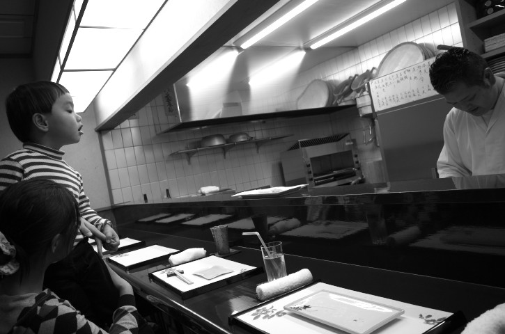 鮨処 花ひろ(茨城県ひたちなか市)の料理の写真とか