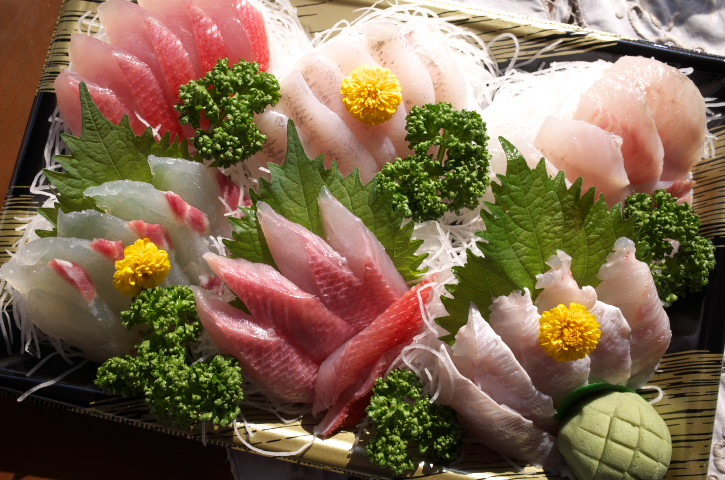 道の駅 日立おさかなセンター(茨城県日立市)の料理の写真とか