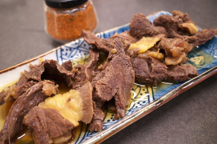 肉うどん 中村屋(上田市)の料理の写真とか
