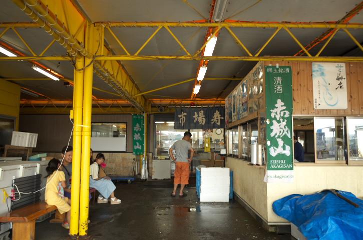市場寿し(茨城県ひたちなか市;回転寿司)の料理の写真とか