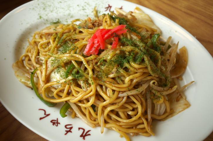 九ちゃんラーメン(岡谷市)の料理の写真とか