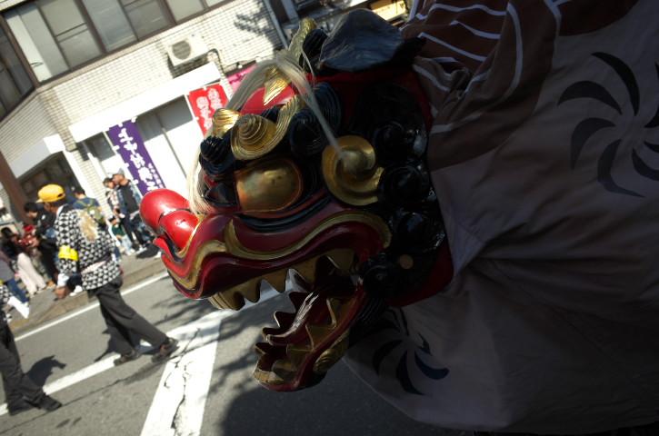 南信州獅子舞フェスティバル(飯田市)