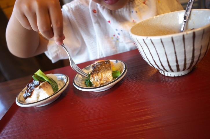 日々茶寮 連(伊那市高遠町)の料理の写真とか