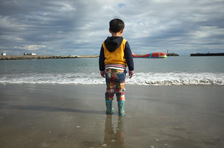 平磯海水浴場(茨城県ひたちなか市)