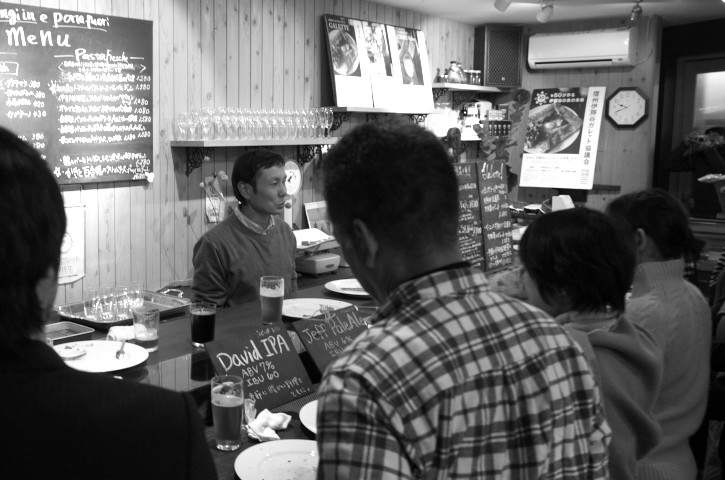 PECCARY BEER(ペッカリービール)(伊那市高遠町)