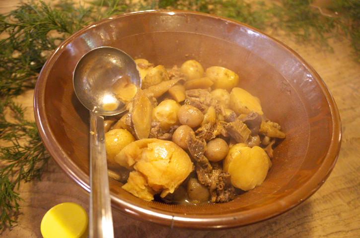 雑穀と地元野菜料理の手作りレストラン 野のもの(伊那市長谷)